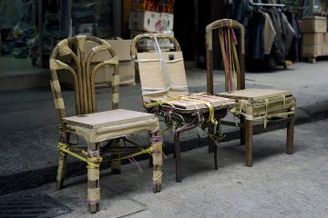 8_25_Michael Wolf_Informal seating arrangements, Hong Kong_207