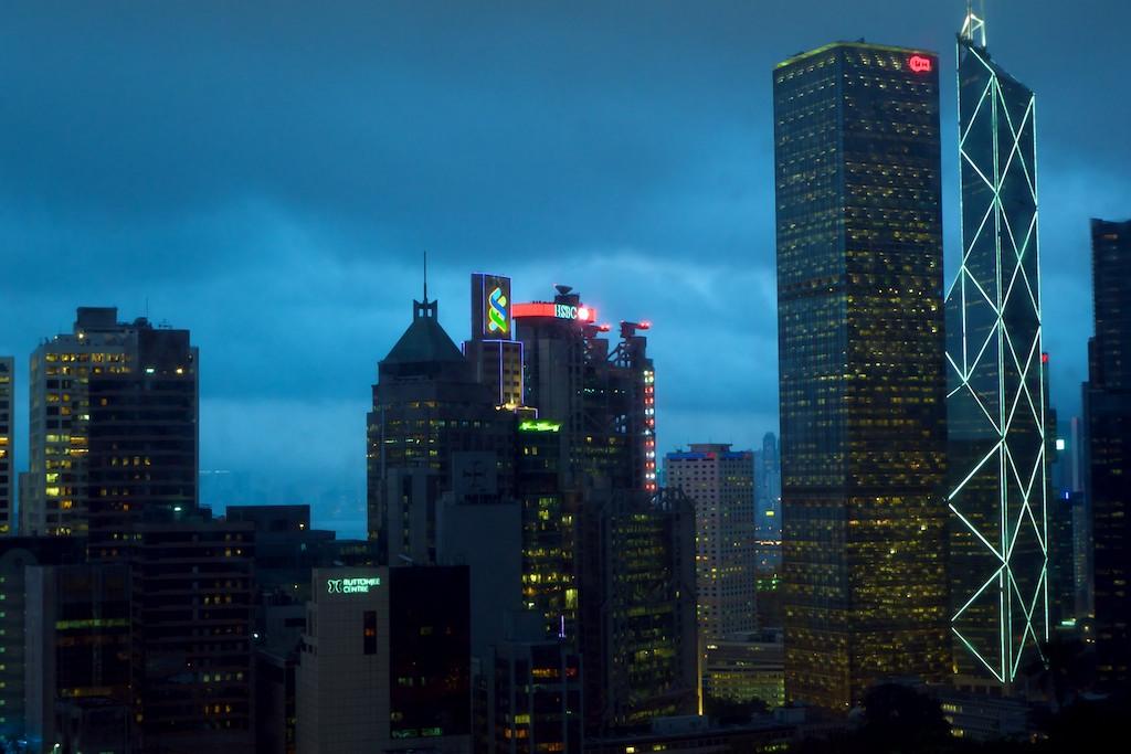 HSBC & Bank of China