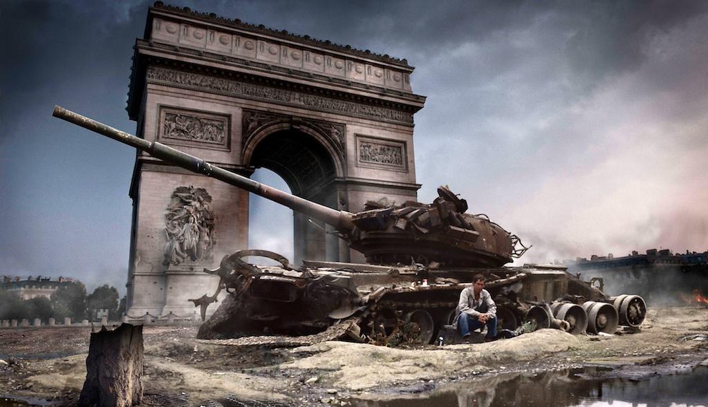 Patrick Chauvel — Arc de Triomphe - Version 2