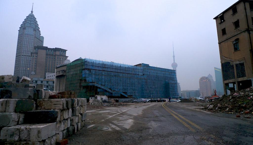 Zone à Shanghai