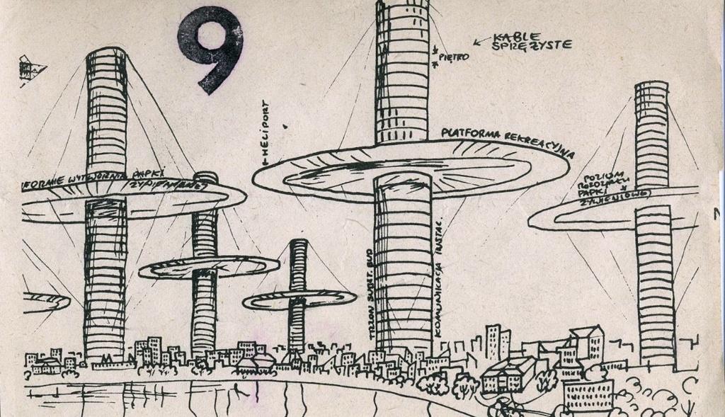 Le lendemain de la veille urbaine 25 la psych urbain for Architecture utopiste