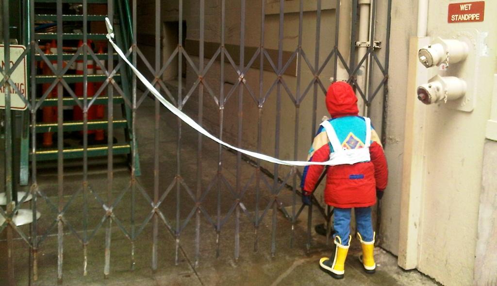 The last child left behind - DEMILIT