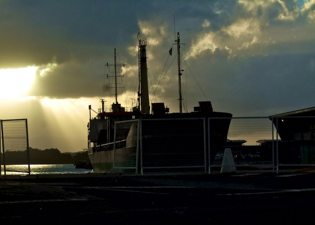 Port—©Silvia Bonnet