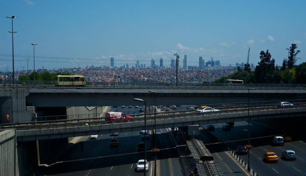 Tout droit vers la congestion