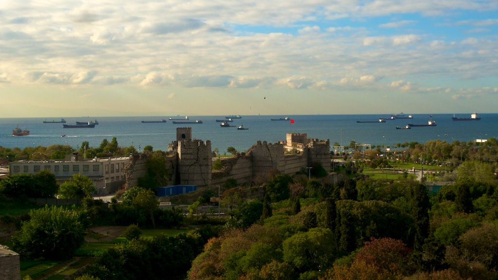 Muraille_Mer Marmara