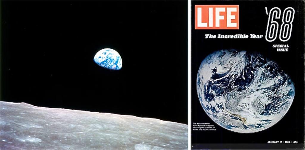 Earth Apollo 8