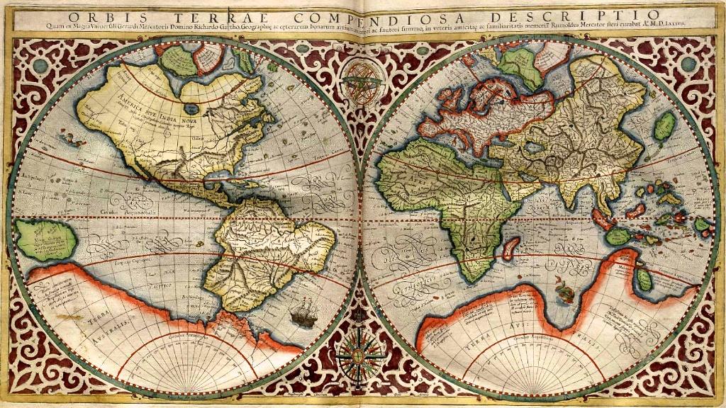 Carte Mercator