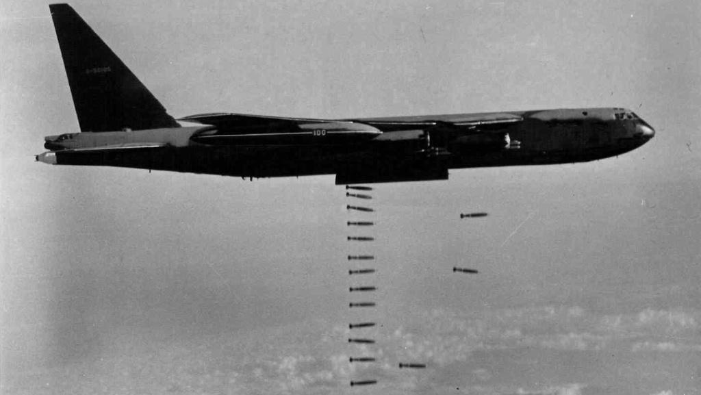 Bombardier - Violence