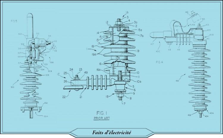 Faits d'électricité – illustration de Micromegapolis