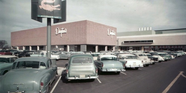 Southdale Center, Edina Minnesota