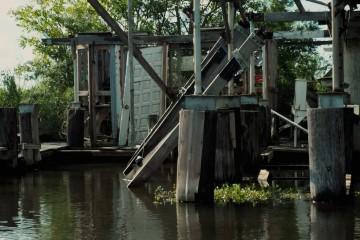 Nouvelle Orléans, Bayou Violet, le 23 août 2015