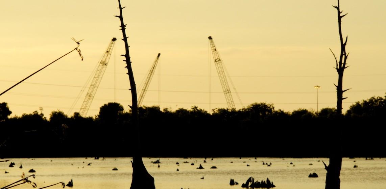 Bayou Triangle, Ninth Ward, New Orleans