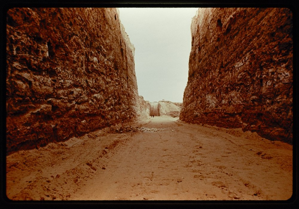 "Michael Heizer, ""Double Negative,"" 1969-70"
