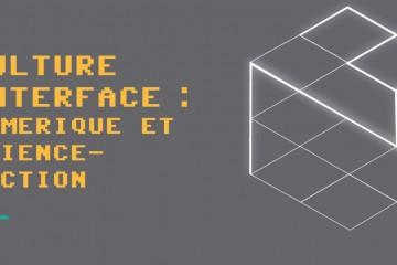 Culture interface- numerique et science-fiction