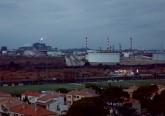 Fos-sur-Mer, footballeurs, étang de l'estomac, centre d'approvisionnement Esso, Arcelor-Mittal…