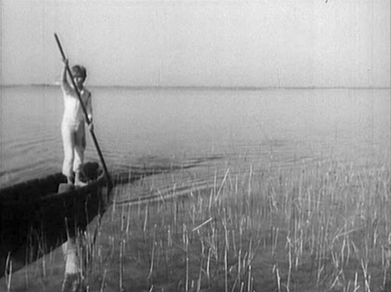 Crin blanc: Le cheval sauvage,par Albert Lamorisse. N&B 47 minutes. 1953