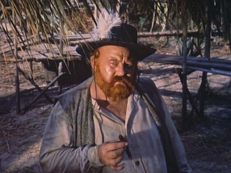 """Parmi les chefs d'œuvre du genre, le fabuleux et énigmatique film de Nicholas Ray et Budd Schulberg, """"La forêt interdite"""" (1958)"""