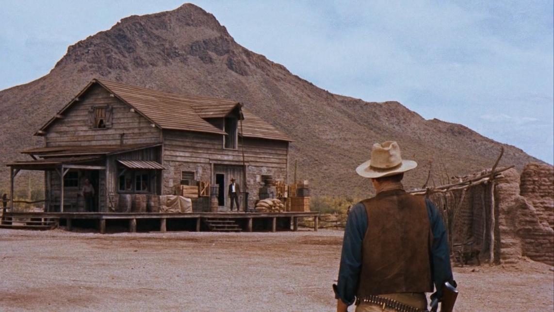 Rio Bravo, par Howard Hawks, sorti en 1959