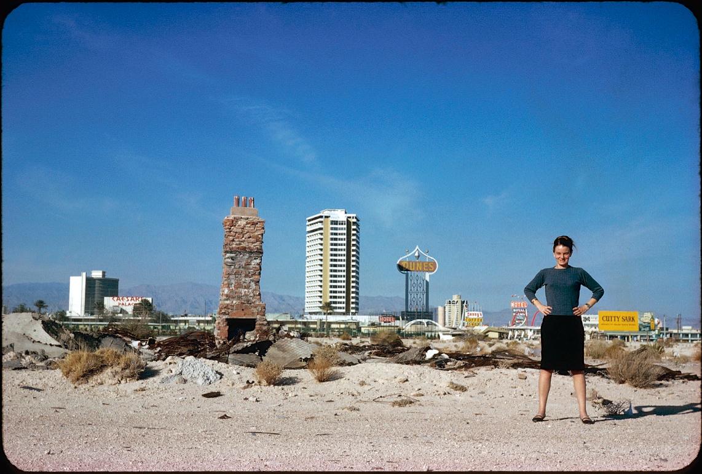Denise, Learning from Las Vegas Studio, 1968