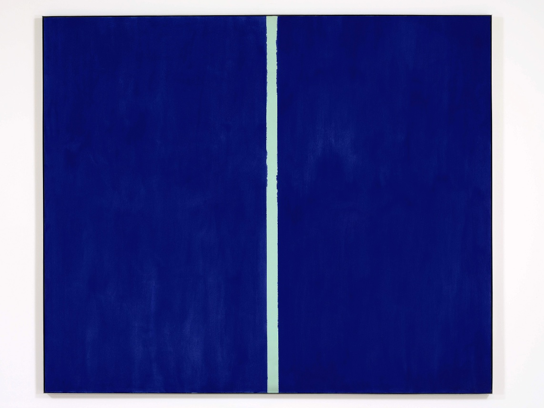 Barnett Newman, Onement VI, 1953