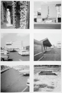 Robert Smithson, A Tour of the Monuments of Passaic, 1967