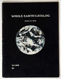 Whole Earth Catalog, Première parution, automne 1968