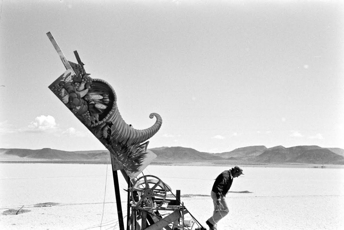 Jean Tinguely, Study for an End of the World Number 2, Las Vegas, 1962, Film, 16mm