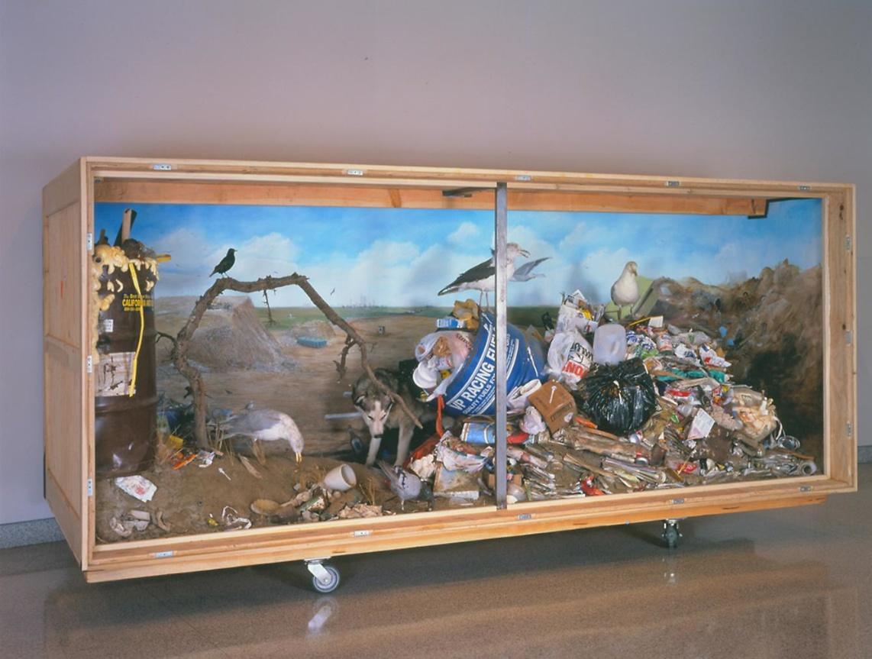 Mark Dion, Landfill, 2000