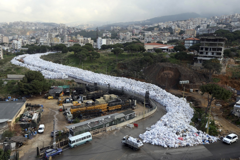 Crise des déchets de 2016 dans l'agglomération urbaine de Beyrouth