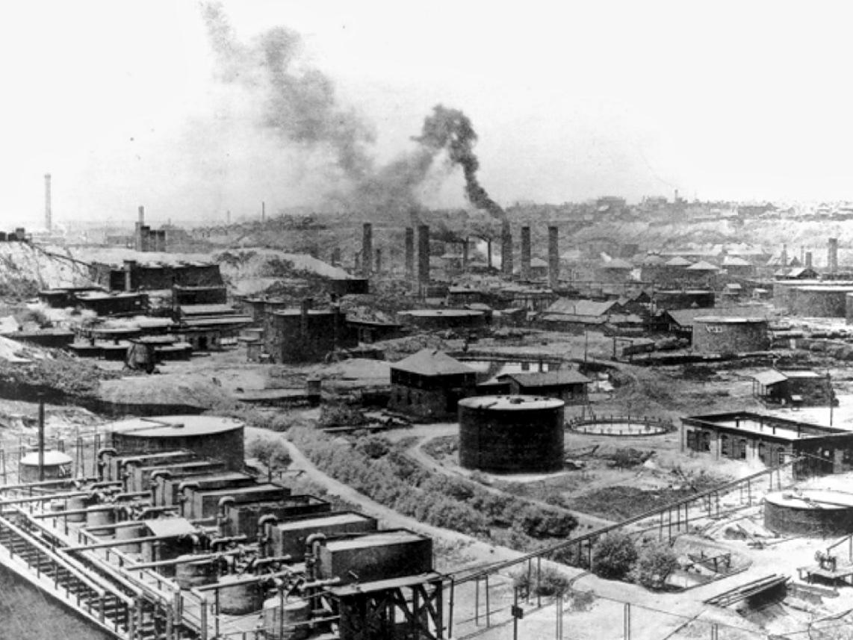 Standard Oil, Cleveland, Ohio, 1889