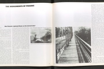 La publication originale de l'article de Robert Smithson dans le Artforum de décembre 1967.