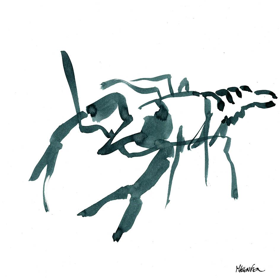 Procambarus clarkii, Frédéric Malenfer