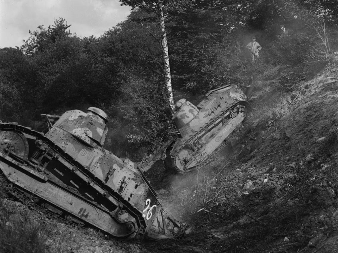 Grand Prix Interallié des Tanks, 1920