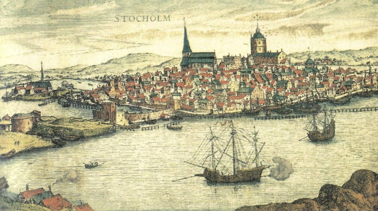 Stockholm, 1560
