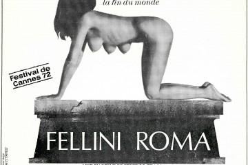 Fellini-Affiche