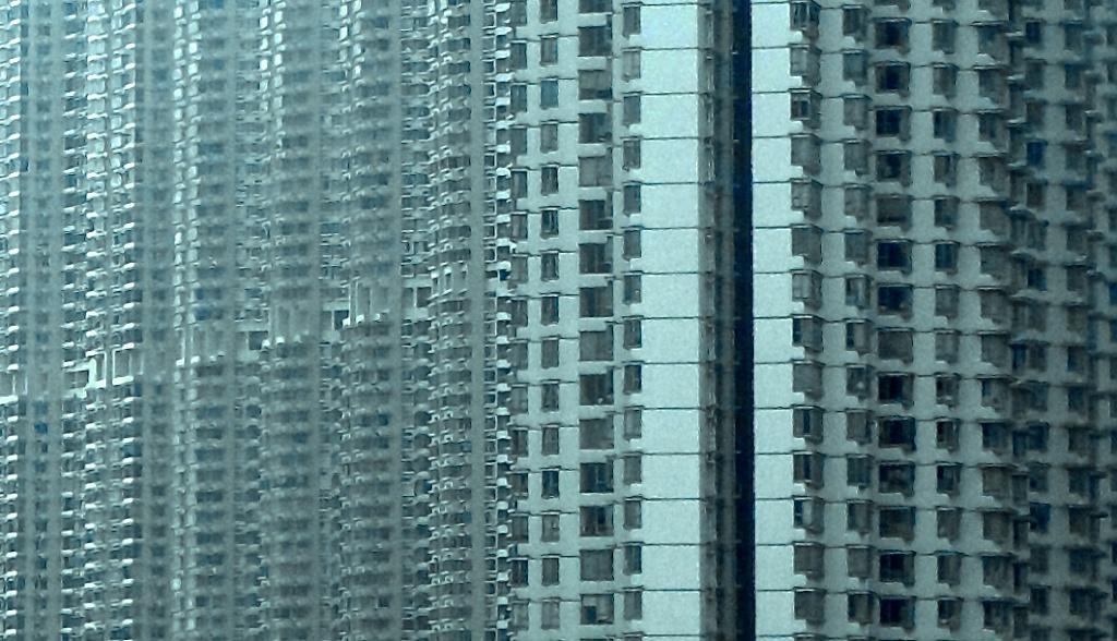 Nouveaux Territoires de Hong Kong —©Urbain, trop urbain