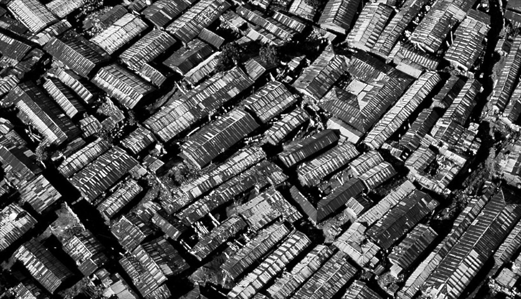 """kibera - shadow city"" by Christian Als"