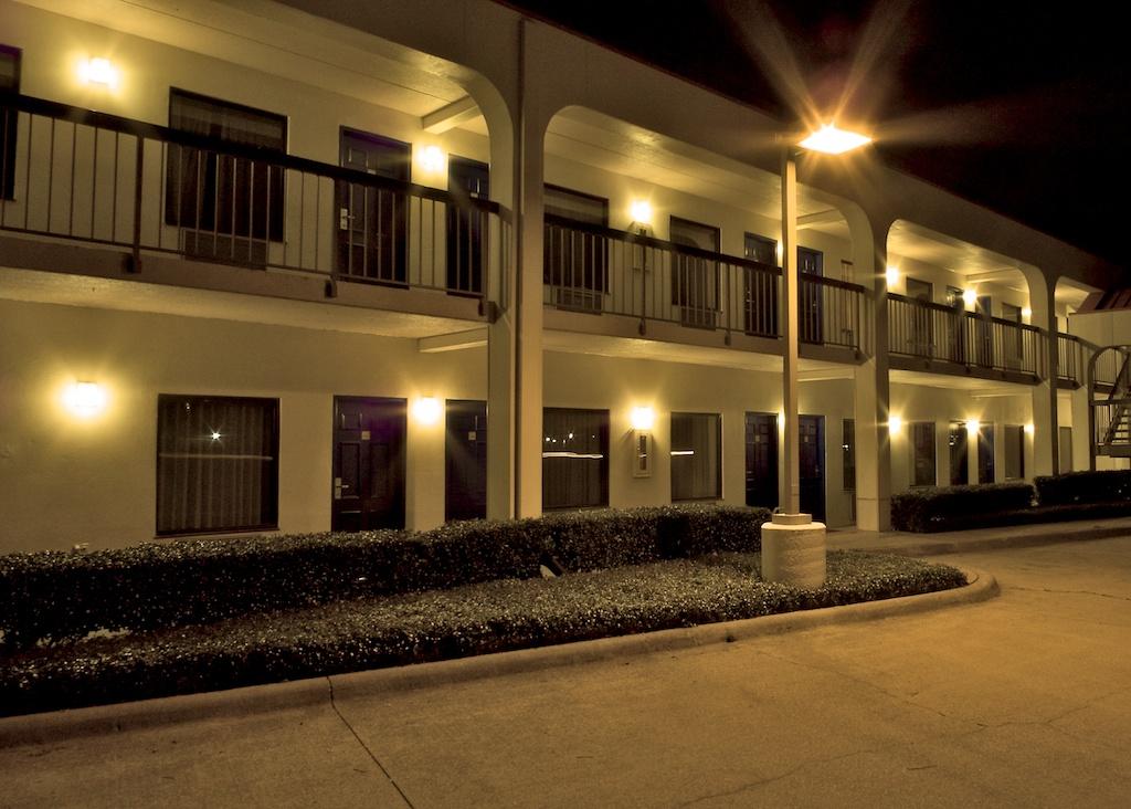 Motel à Dallas—©Urbain, trop urbain