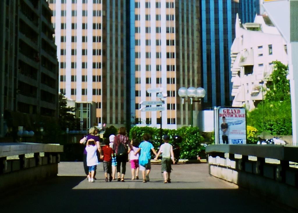 Grand destockage—©Urbain, trop urbain