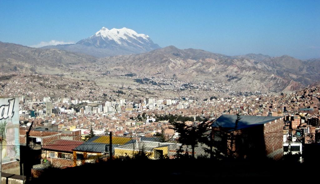 Depuis El Alto—©Jessica Biermann-Grunstein