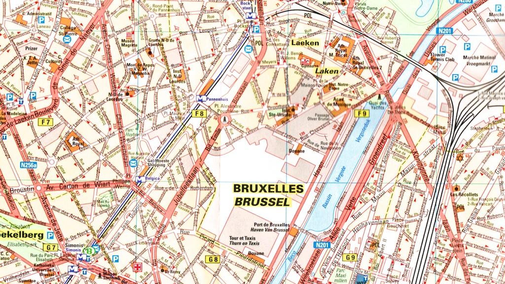 Zone-blanche-Bruxelles—Urbain, trop urbain 0