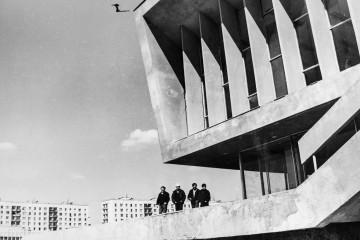Mark Boubnov, Cinéma Saturn, 1970